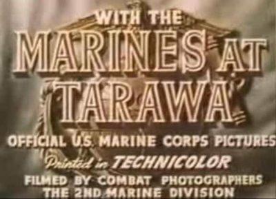 С морскими пехотинцами в Тараве