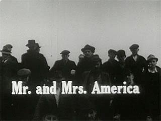 Мистер и миссис Америка