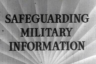 Защита военной информации