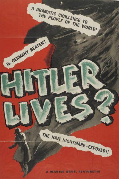 Гитлер живет