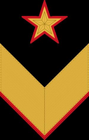Нарукавная нашивка генерал-майора.