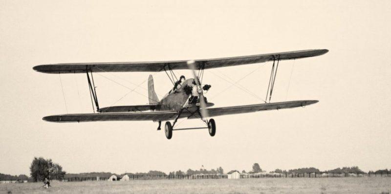 Аэродром 588 ЛНБАП. 1942 г.