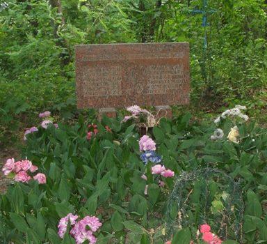 п. Варва. Братская могила погибших участников февральского восстания 1943 года.