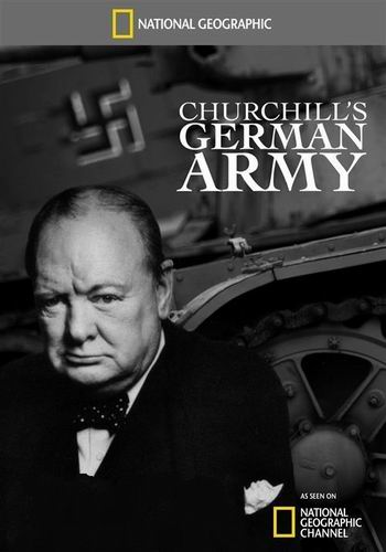 Немецкая армия Черчилля