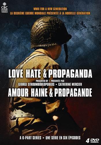 Любовь, ненависть и пропаганда. Вторая мировая война (6 серий)