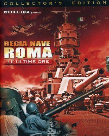Флагманский линкор «Рим» - последний час
