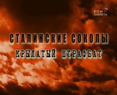 Сталинские соколы. Крылатый штрафбат