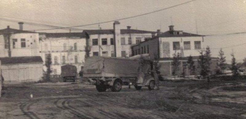 Оккупанты в Ярцево. Март 1943 г.