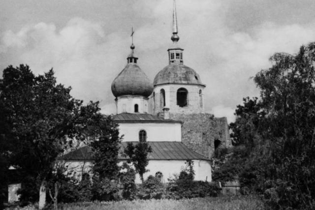 Церковь Николая Чудотворца. 1942 г.