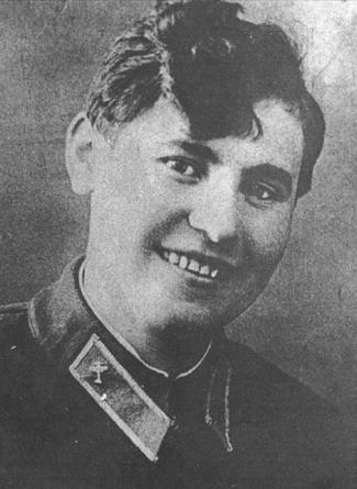 Прасковья (Пана) Прокопьева - лётчица 46-го авиаполка. 1942 г.