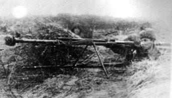 Бой вблизи Невеля. Октябрь 1943 г.