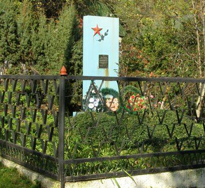 г. Чернигов. Братская могила казненных в 1941-1943 году мирных жителей в урочище Макеев Яр.