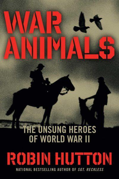 Животные на войне. Дикие герои Второй мировой (2 серии)