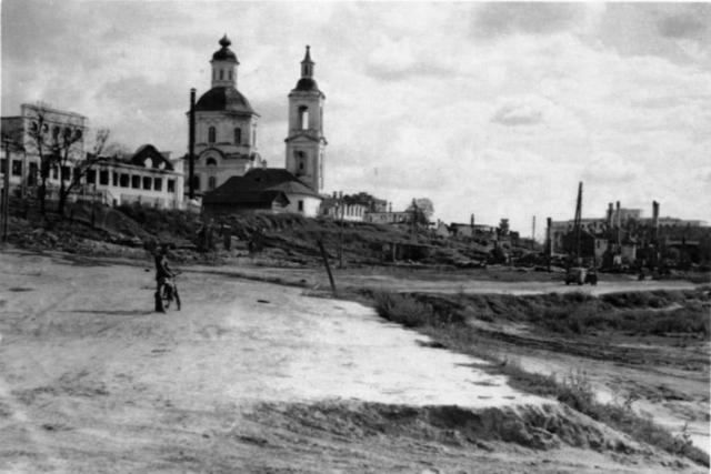 Богоявленский собор. 1942 г.