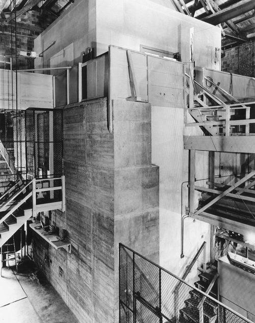 Реактор CP-1. 1945 г.