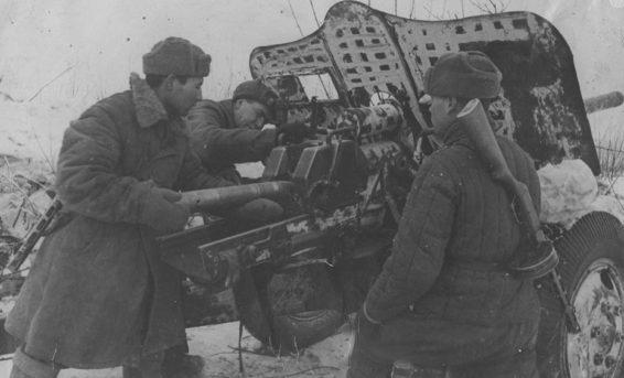 Бой у Великих Лук. Декабрь 1942 г.
