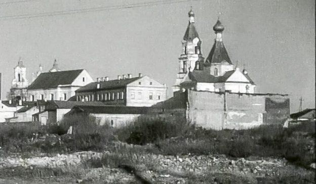 Невель после освобождения. Октябрь 1943 г.