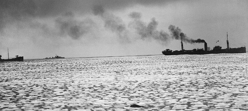 Конвой JW-53 в СССР. Февраль 1943 г.