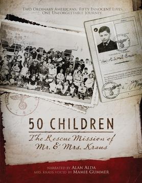50 детей: Миссия по спасению мистера и миссис Краус