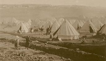 Английские концлагеря в Южной Африке времен англо-бурской войны.