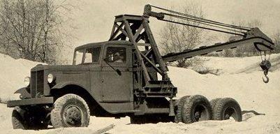 Ремонтно-эвакуационная машина Herrington TL31-6. 1940 г.