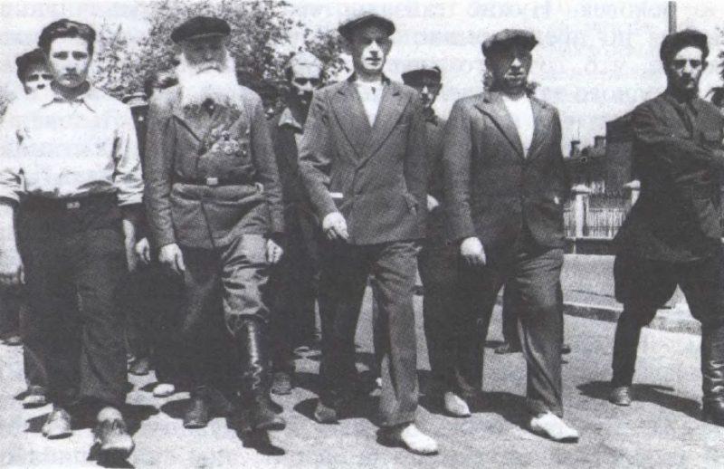 Московское ополчение. Июль 1941 г.