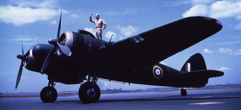Ночной истребитель «Бофайтер» 1942 г.