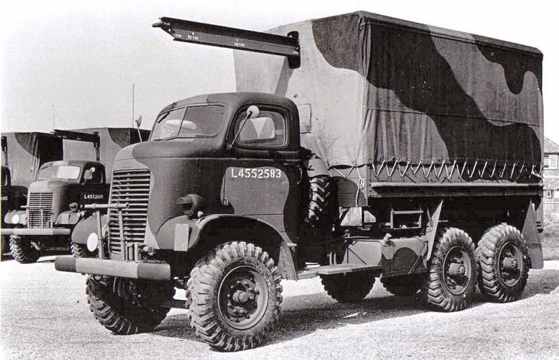 Мастерская на базе грузовика Dodge WK-60. 1941 г.