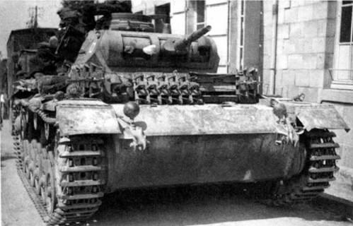 Средний танк Pz.III Ausf.E. 1942 г.