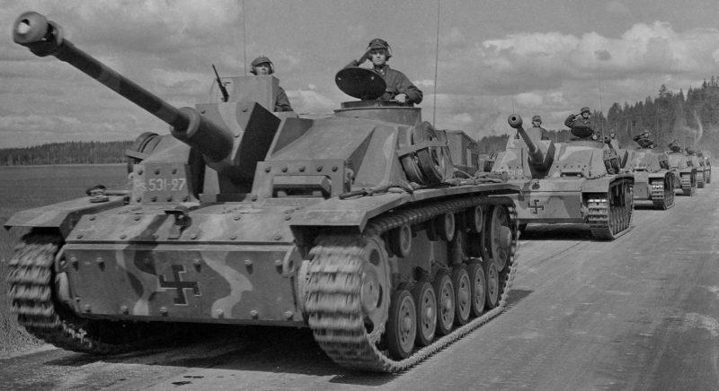 Средний танк Pz.III Ausf.G. 1942 г.
