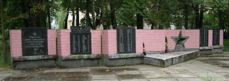 с. Анисов Черниговского р-на. Памятник погибшим односельчанам, установленный в 1986 году.