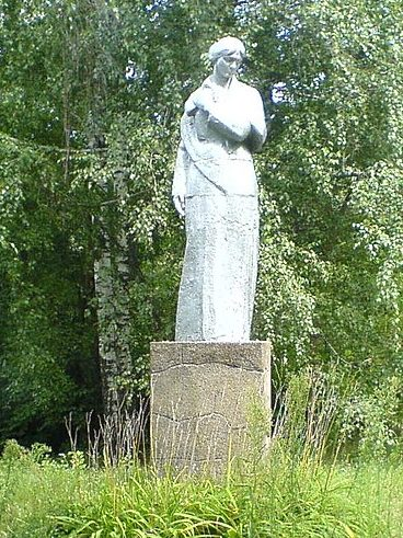 с. Адамовка Носовского р-на. Памятник 354 воинам-односельчанам, погибшим в годы войны.