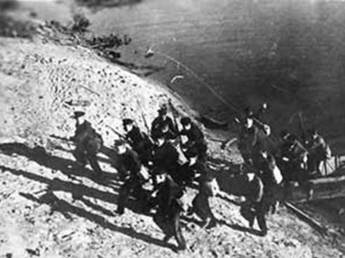 Высадка Дунайского десанта. 24-25 июня 1941 г.