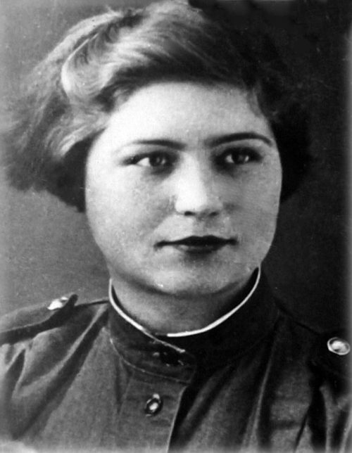 Стрелок Вера Космачева.