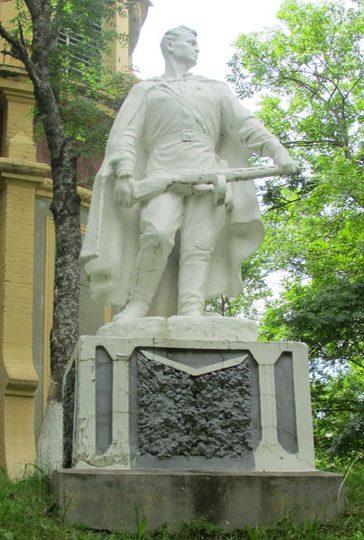 г. Пятигорск. Памятник неизвестному солдату.