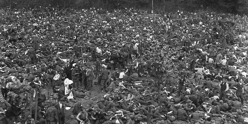 Рейнские лагеря немецких военнопленных.