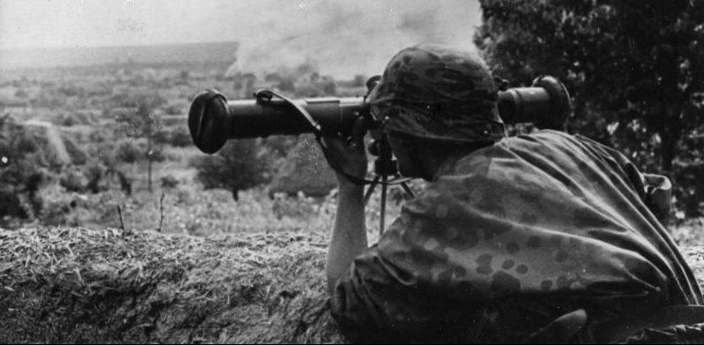 Артиллерийский дальномер Em 34.