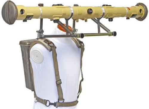 Дальномер Em 1m R36 с плечевой рамой.
