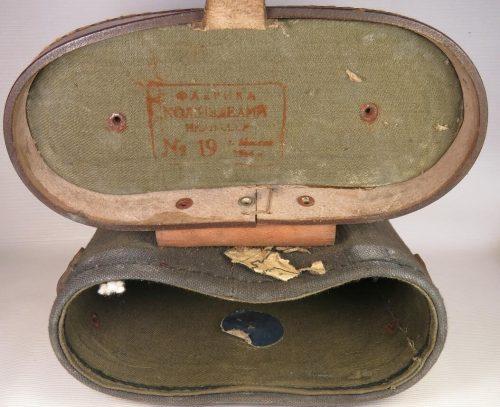 Наиболее распространенный футляр для бинокля РККА 6х30.