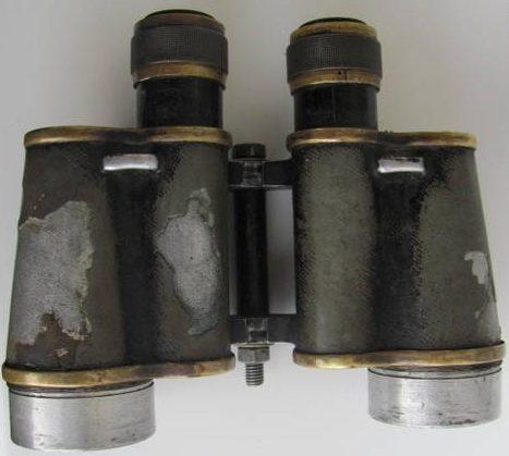 Морской бинокль 6х42 1928 года выпуска завода «Большевик».