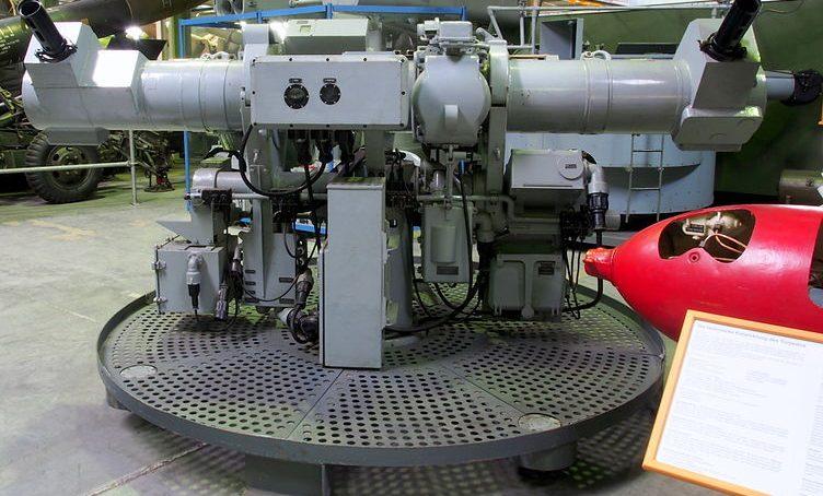 Морской 3-метровый зенитный дальномер Carl Zeiss 3m R.U.
