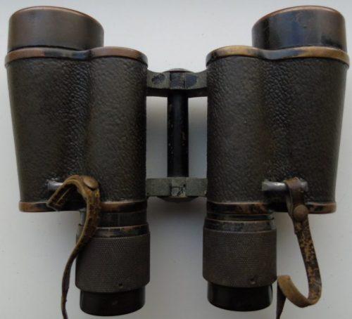 Артиллерийский бинокль Б-2 8х40 1936 года выпуска с кофром.