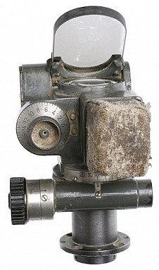 Коллиматорный пpицeл ПБП-1.