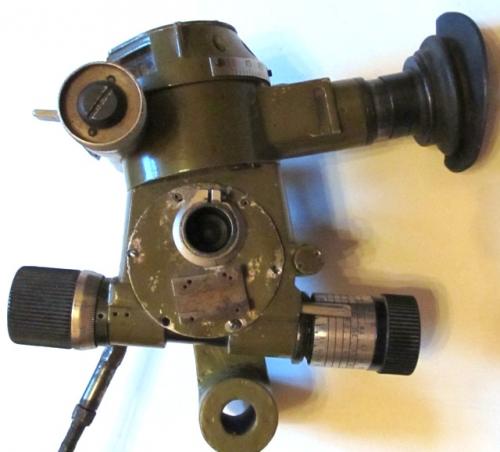 Пулемётный оптический прицел образца 1930 года с обозначение ПП.