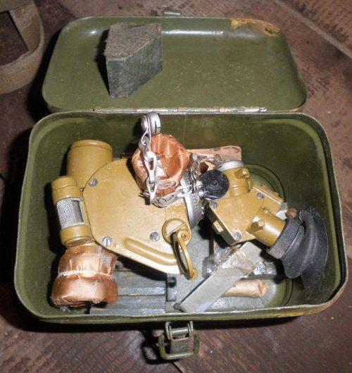 Mинoмётный кoллимaтopный пpицeл MП-44.