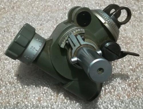 Минометный прицел МПМ-44.
