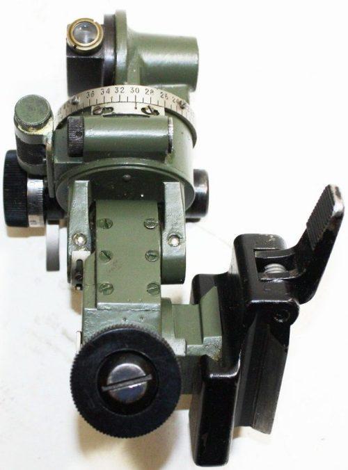 Mинoмётный кoллимaтopный пpицeл MП-82.