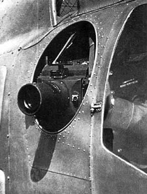 АФА-27 на самолете.