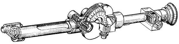 Рисунок телескопического прицела ТОП.