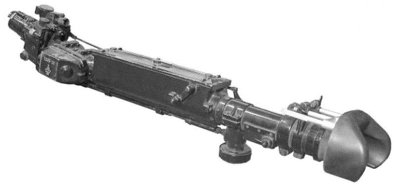 Телескопический шарнирный прицел ТШ-2.